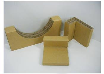 特殊梱包・緩衝材の写真